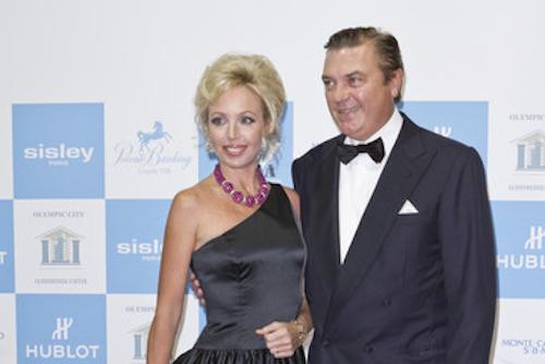 Princess Camilla and Carlo Monaa