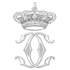 TRH Prince Charles and Princess Camilla of Bourbon Two Sicilies -- Monogram